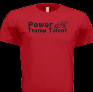 trump power t shirts