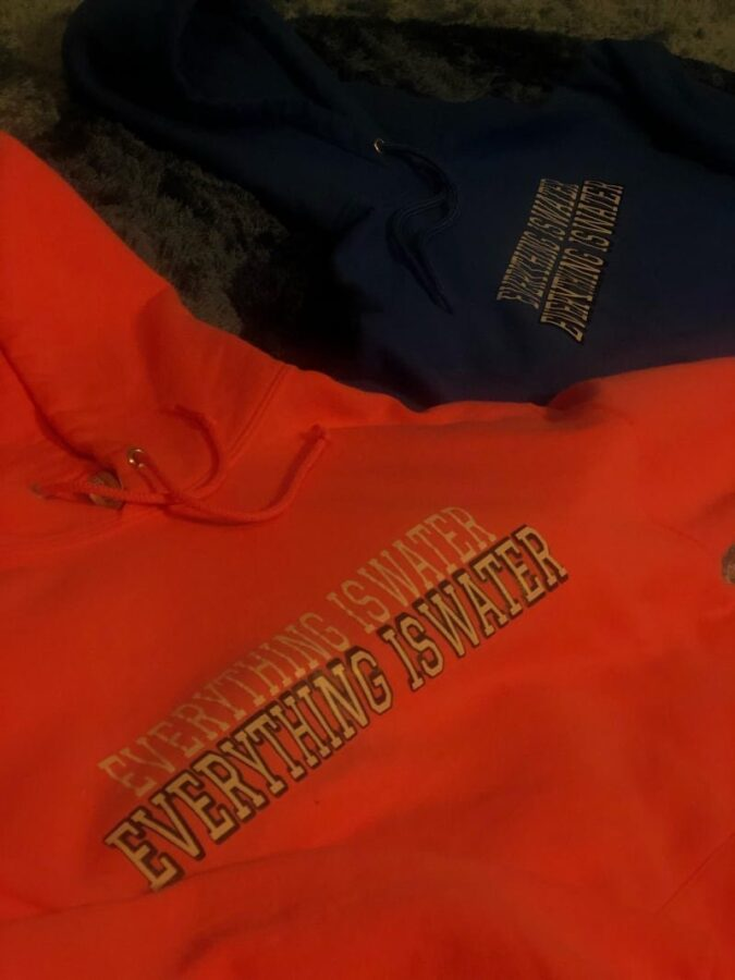 everthing is water double custom hoodies for website